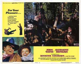 Rooster Cogburn - 11 x 14 Movie Poster - Style E