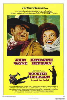 Rooster Cogburn - 27 x 40 Movie Poster - Style A