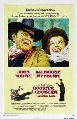 Rooster Cogburn - 11 x 17 Movie Poster - Style C