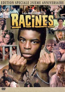 Roots - 11 x 17 Movie Poster - French Style A