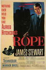 Rope - 11 x 17 Movie Poster - Style C