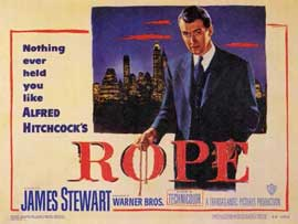 Rope - 11 x 14 Movie Poster - Style A