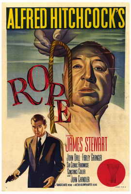 Rope - 27 x 40 Movie Poster - Style B