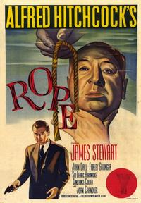 Rope - 43 x 62 Movie Poster - Bus Shelter Style A