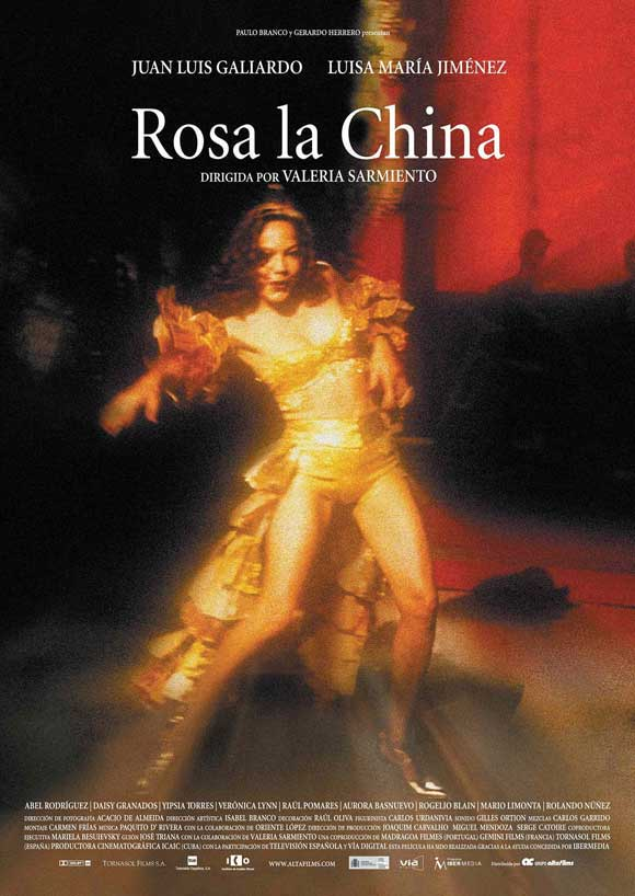 Rosa la china movie