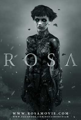 Rosa - 11 x 17 Movie Poster - Style C