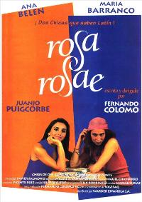 Rosa rosae - 11 x 17 Movie Poster - Spanish Style A