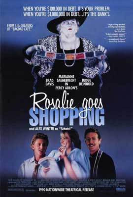 Rosalie Goes Shopping - 11 x 17 Movie Poster - Style A
