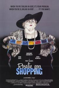 Rosalie Goes Shopping - 11 x 17 Movie Poster - Style B