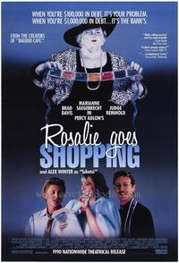 Rosalie Goes Shopping - 27 x 40 Movie Poster - Style A