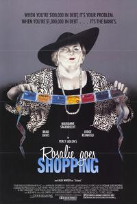 Rosalie Goes Shopping - 27 x 40 Movie Poster - Style B
