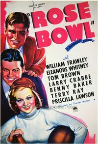 Rose Bowl - 43 x 62 Movie Poster - Bus Shelter Style A