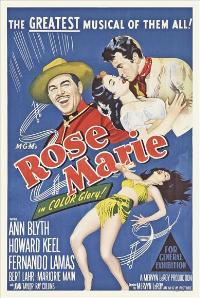 Rose Marie - 11 x 17 Movie Poster - Australian Style A