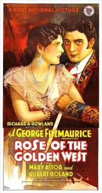 Rose of the Golden West - 11 x 17 Movie Poster - Style A