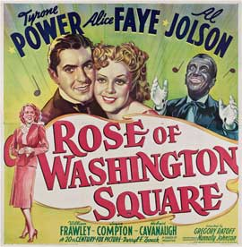Rose of Washington Square - 30 x 30 Movie Poster - Style A
