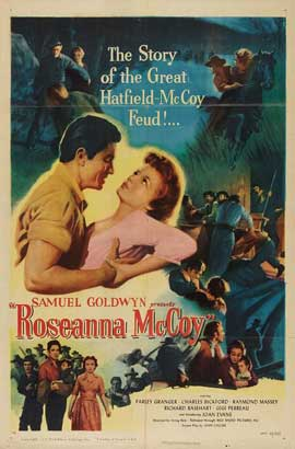 Roseanna McCoy - 11 x 17 Movie Poster - Style A