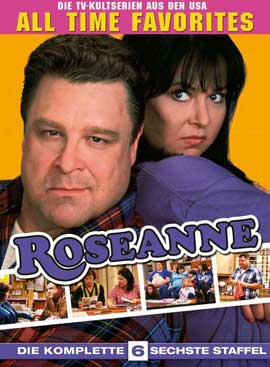 Roseanne - 11 x 17 Movie Poster - German Style A