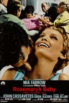 Rosemary's Baby - 11 x 17 Movie Poster - Italian Style A