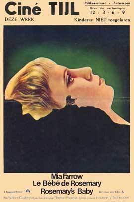 Rosemary's Baby - 11 x 17 Poster - Foreign - Style A