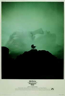 Rosemary's Baby - 27 x 40 Movie Poster - Style A