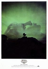 Rosemary's Baby - 43 x 62 Movie Poster - Bus Shelter Style A