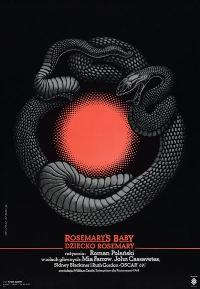 Rosemary's Baby - 27 x 40 Movie Poster - Polish Style A