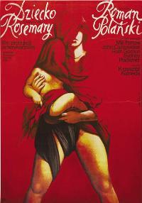 Rosemary's Baby - 27 x 40 Movie Poster - Polish Style B
