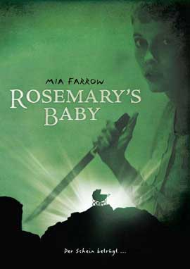 Rosemary's Baby - 11 x 17 Movie Poster - German Style A