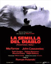 Rosemary's Baby - 11 x 17 Movie Poster - Spanish Style A