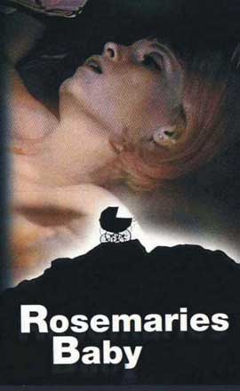 Rosemary's Baby - 11 x 17 Movie Poster - German Style B