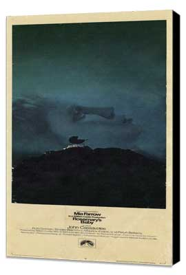 Rosemary's Baby - 14 x 36 Movie Poster - Insert Style A - Museum Wrapped Canvas