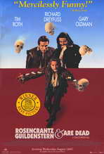 Rosencrantz and Guildenstern Are Dead - 27 x 40 Movie Poster - Style B