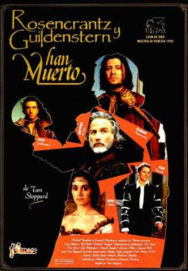 Rosencrantz and Guildenstern Are Dead - 11 x 17 Movie Poster - Spanish Style A