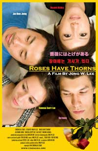 Roses Have Thorns - 43 x 62 Movie Poster - Bus Shelter Style A