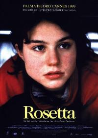 Rosetta - 11 x 17 Movie Poster - Spanish Style A