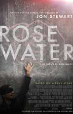 """Rosewater"" Movie Poster"