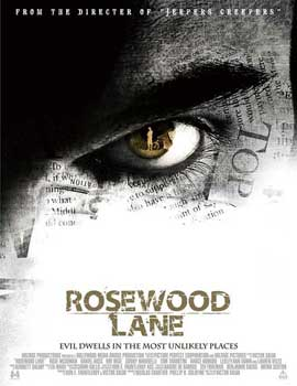 Rosewood Lane - 11 x 17 Movie Poster - Style A