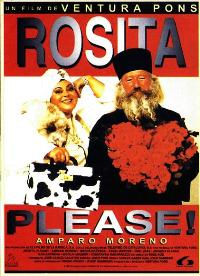 Rosita, please! - 27 x 40 Movie Poster - Spanish Style A