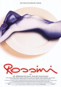 Rossini - 11 x 17 Movie Poster - German Style A