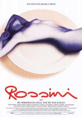 Rossini - 27 x 40 Movie Poster - German Style A