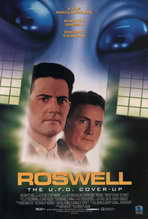 Roswell: The U.F.O. Cover-Up - 11 x 17 Movie Poster - Style A