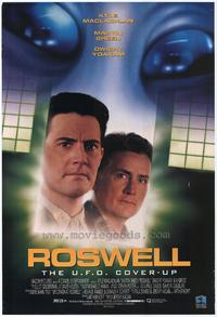 Roswell: The U.F.O. Cover-Up - 27 x 40 Movie Poster - Style A
