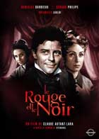 Rouge et noir - 11 x 17 Movie Poster - French Style A