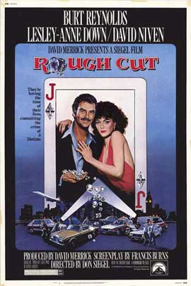 Rough Cut - 11 x 17 Movie Poster - Style A