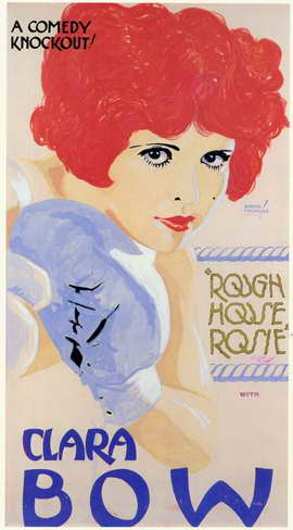 Rough House Rosie - 11 x 17 Movie Poster - Style B