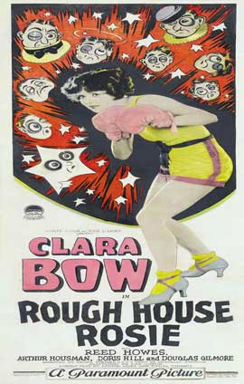 Rough House Rosie - 11 x 17 Movie Poster - Style C