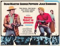 Rough Night in Jericho - 11 x 14 Movie Poster - Style A