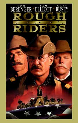 Rough Riders - 11 x 17 TV Poster - Style A