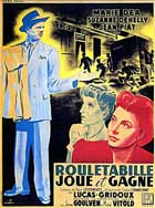Rouletabille joue et gagne - 11 x 17 Movie Poster - French Style A