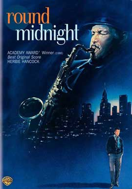 Round Midnight - 11 x 17 Movie Poster - Style B